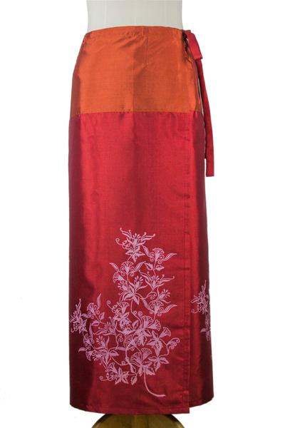 Handcrafted Silk Sarong