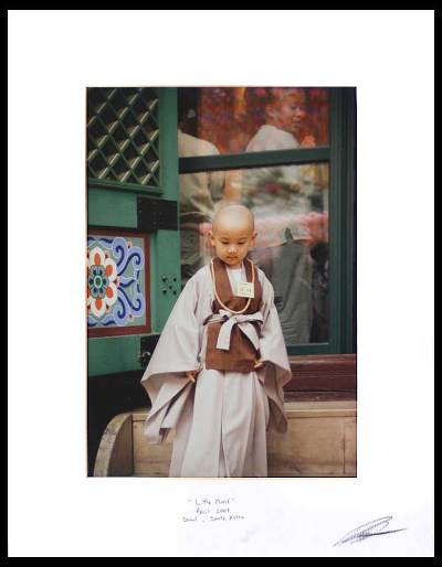 'Little Monk'