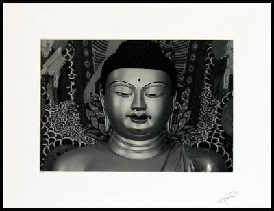 'Enlightenment' - Buddha Color Photograph