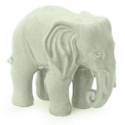 Unique Celadon Ceramic Sculpture