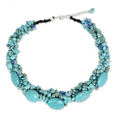 Fair Trade Beaded Necklace