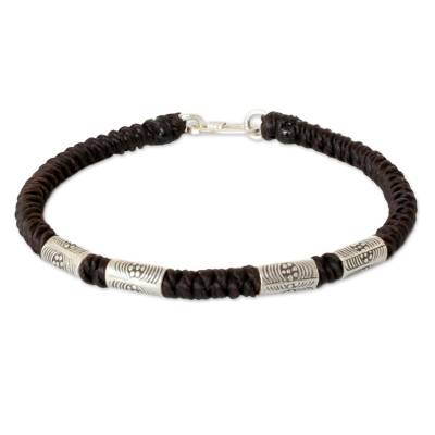 Artisan Crafted Fine Silver Bracelet