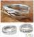 Men's silver wrap ring, 'Hill Tribe Braid' - Men's Silver Wrap Ring thumbail