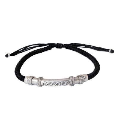 Thai Hill Tribe Sterling Silver Bracelet