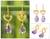 Gold vermeil amethyst heart earrings, 'Time to Love' - Gold Vermeil and Amethyst Dangle Earrings (image 2) thumbail