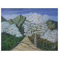 'Pure Scenery' - Fine Art Original Landscape Painting