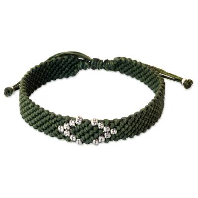 Hand Crafted Hill Tribe Wristband Bracelet