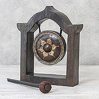 Brass gong, 'Temple Tam-Tam'
