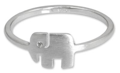 Thai Artisan Jewelry Sterling Silver Ring
