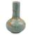 Celadon vase, 'Sky Blue Butterflies' - Classic Thai Glazed Celadon Vase Crafted by Hand (image 2b) thumbail