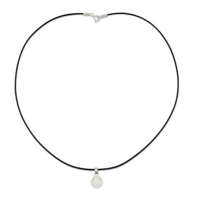 Fair Trade Sterling Silver Necklace for Men Jewelry