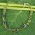 Cultured pearl and peridot beaded necklace, 'Heaven's Gift' - Handmade Pearl and Peridot Beaded Necklace (image 2) thumbail