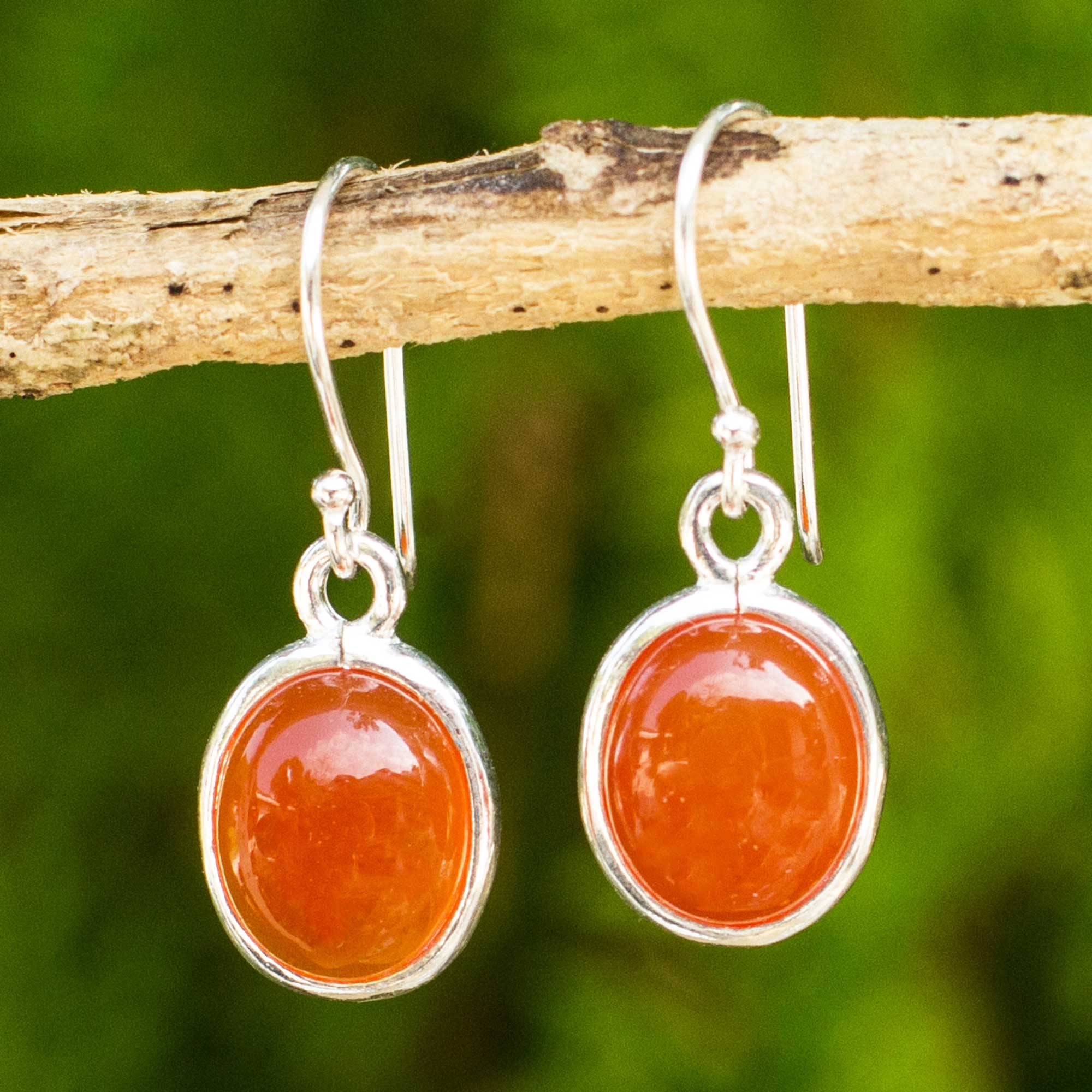earrings of felisa colored diamonds carnelian copy amazonite rust design gf jewelry gold herkimer with products by diamond and dangle