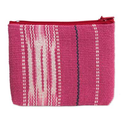 Cotton coin purse,