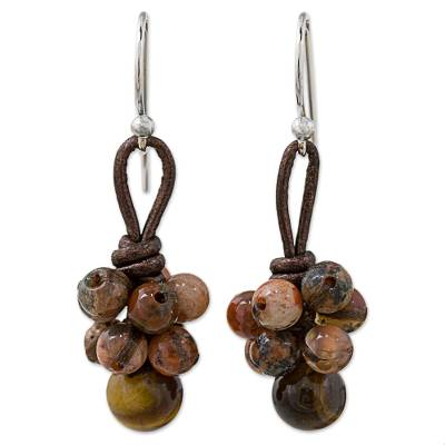 Artisan Crafted Jasper and Tiger
