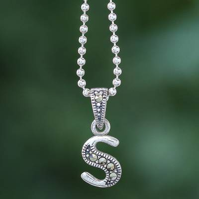 marcasite jewellery and pearl chicago freshwater pendant products chain