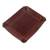 Leather catchall, 'Ginger Russet' - Handcrafted Thai Leather Catchall in Russet and Ginger (image 2b) thumbail
