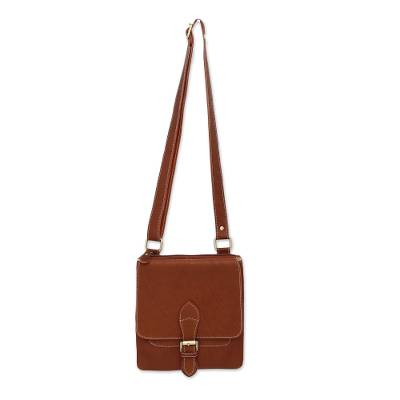 Novica Leather tote, Everyday Companion