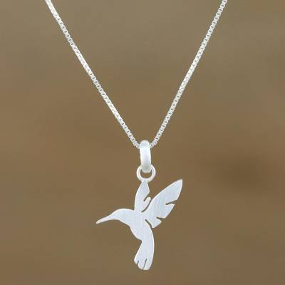 cremation that ashes holds hummingbird pendant necklace