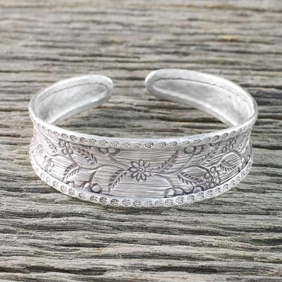 Silver Oxidized Handmade Designer Unique Bracelet Fashion Jewelry Collections Traveling Bracelets