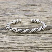 Featured review for Sterling silver cuff bracelet, Lanna Beauty
