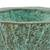 Recycled paper decorative bowl, 'Ocean Green' - Green Recycled Paper Decorative Bowl from Thailand (image 2d) thumbail