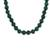 Quartz beaded necklace, 'Jungle Strand' - Green Quartz Beaded Necklace from Thailand thumbail