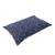 Batik cotton pillow sham, 'Exotic Geometry' - Geometric Batik Cotton Pillow Sham in Indigo from Thailand (image 2c) thumbail