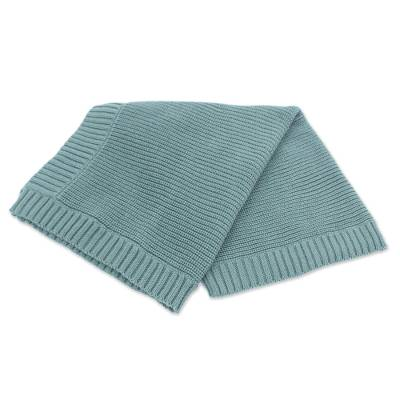 Hand Crafted Cotton Throw Blanket