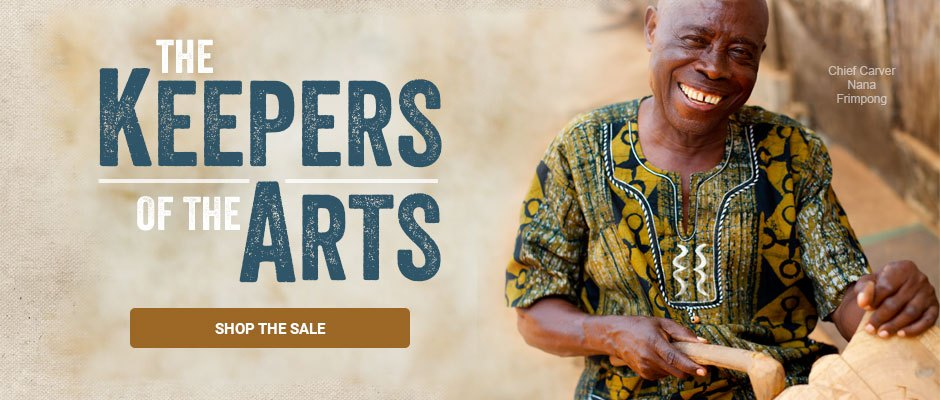 Keepers of the Arts - Shop the sale!