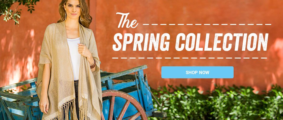 The Spring Collection - Shop Now!