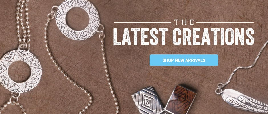 The latest creations - shop new arrivals
