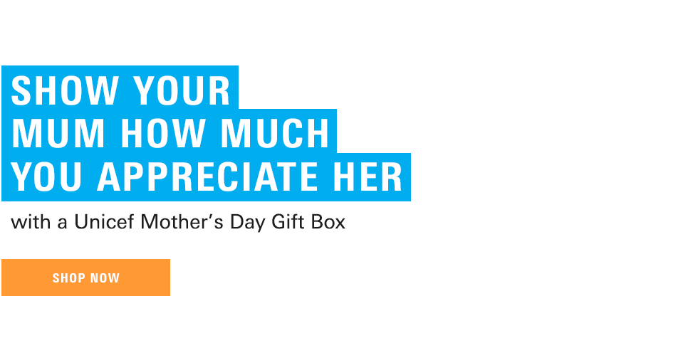 Send your mum a Mother's Day Gift Box
