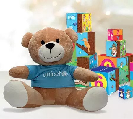 Unicef Gifts