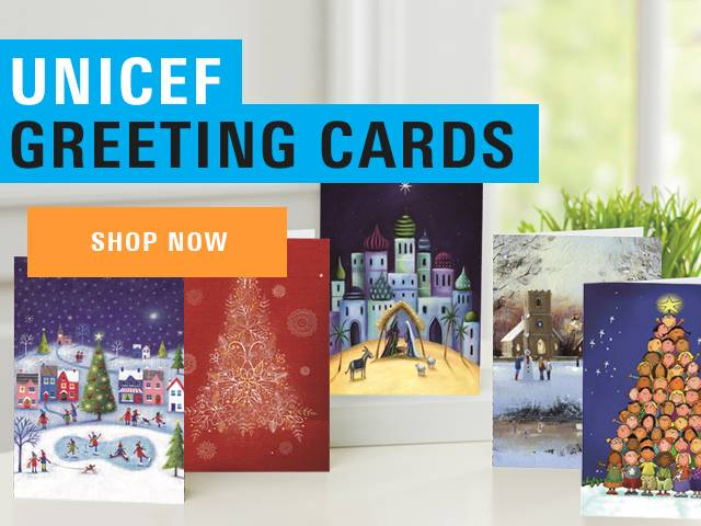 Charity Gifts & Cards | Unicef UK Shop